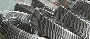 SS Coiled Tubing / Tubes
